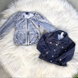 GAP Baby Girl Jacket Bundle 2T